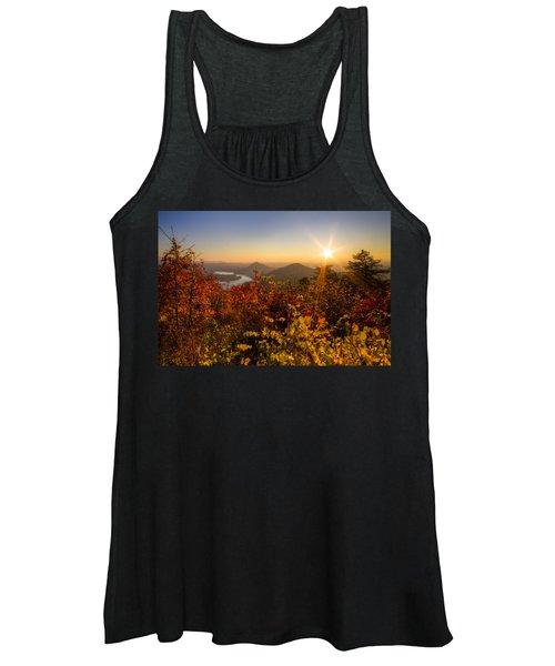 Fall Foliage Women's Tank Top