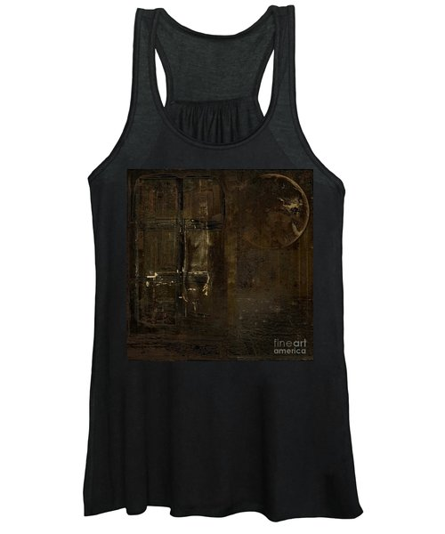 Feeling Invisible Women's Tank Top