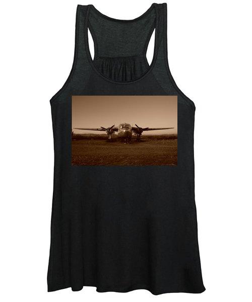 Flight Of The Phoenix Women's Tank Top