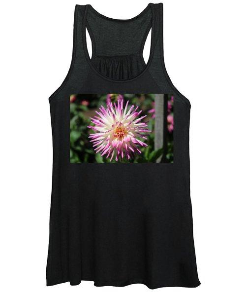Floral Beauty 3  Women's Tank Top