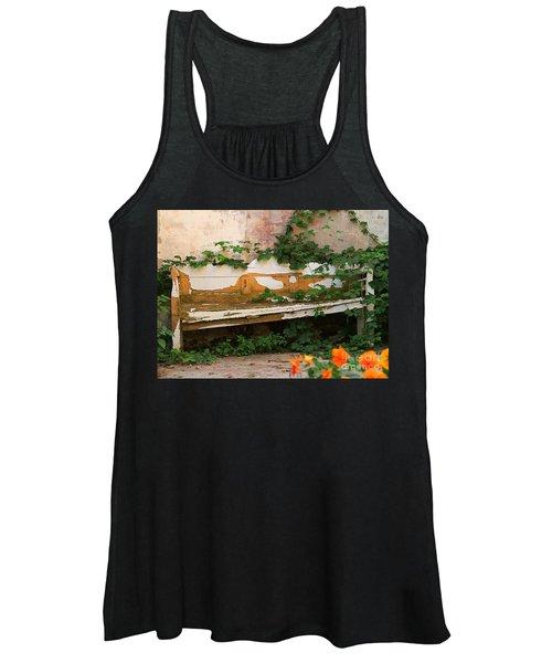 The Forgotten Garden Women's Tank Top