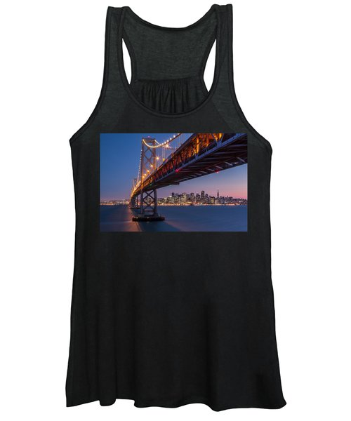 Framing San Francisco Women's Tank Top