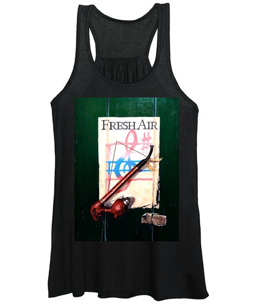 Fresh Air Women's Tank Top