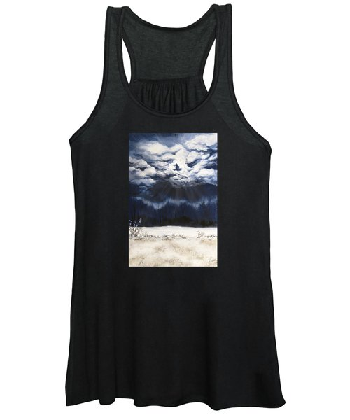 From The Midnight Sky Women's Tank Top