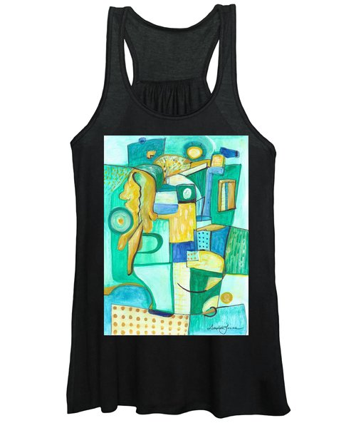 From Within 9 Women's Tank Top