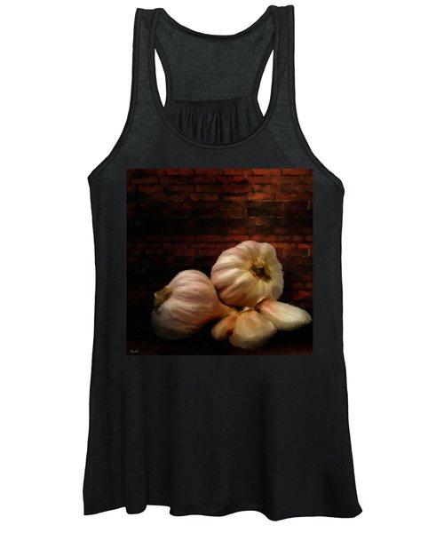 Garlic Women's Tank Top