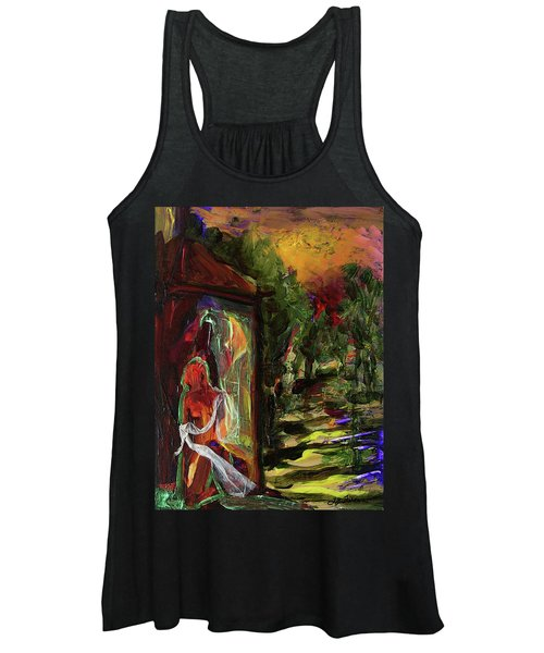 Gauguin's Polynesia  Women's Tank Top