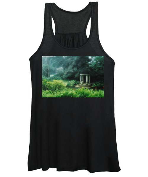 Gazebo Longwood Gardens Women's Tank Top