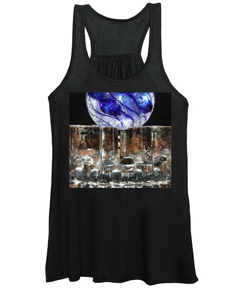 Glass On Glass Women's Tank Top
