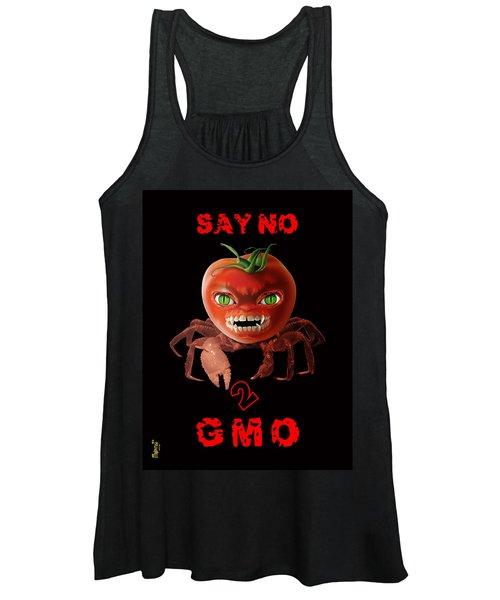 GMO Women's Tank Top
