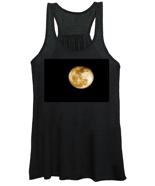 Golden Moon Women's Tank Top