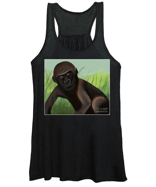 Gorilla Greatness Women's Tank Top