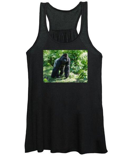 Gorilla In The Midst Women's Tank Top