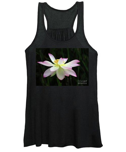 Graceful Lotus Women's Tank Top