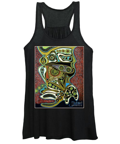 Grain De Folie.. Women's Tank Top