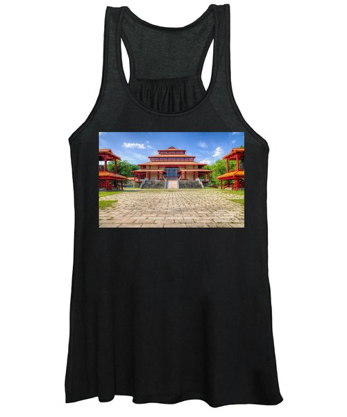 Great Buddha Hall Women's Tank Top