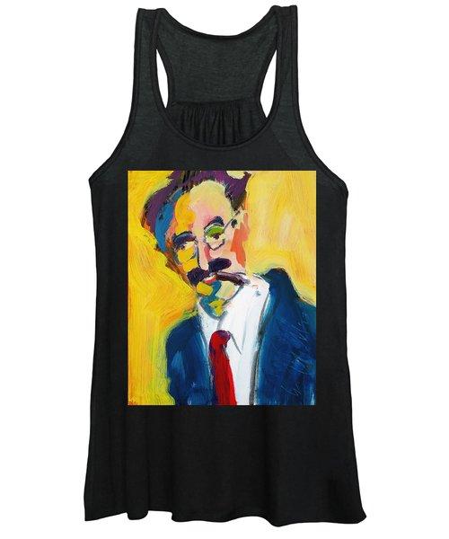 Groucho Women's Tank Top