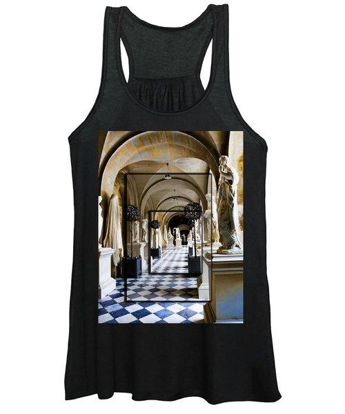 Halls Of Versailles Paris Women's Tank Top