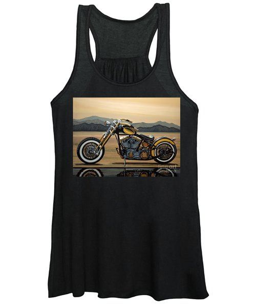 Harley Davidson Women's Tank Top