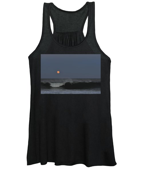 Harvest Moon Seaside Park Nj Women's Tank Top