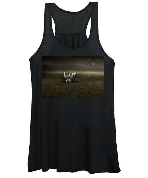 Help On The Way Women's Tank Top