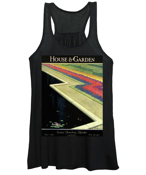House And Garden Furnishing Number Women's Tank Top