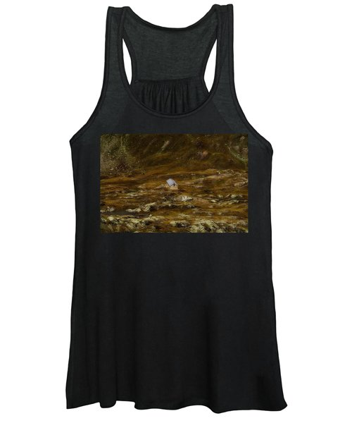 House In The Valley Women's Tank Top
