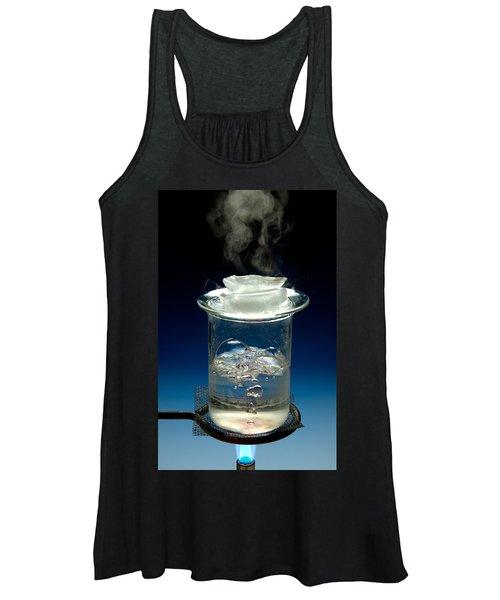 Ice, Water, Steam Women's Tank Top