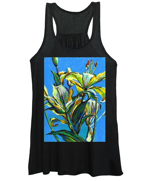 Illuminated  Women's Tank Top