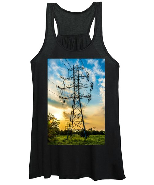 In Chains Women's Tank Top