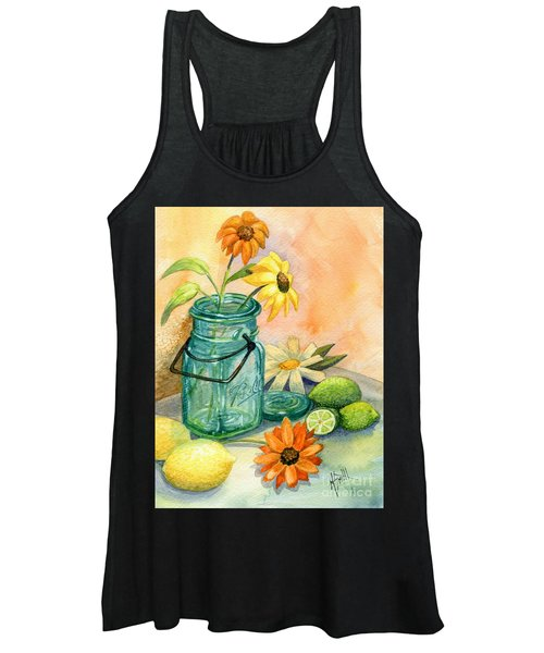 In The Lime Light Women's Tank Top