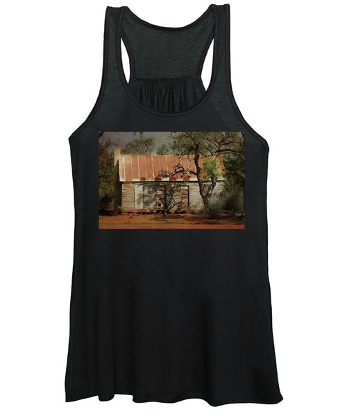 In The Shadow Of Time Women's Tank Top