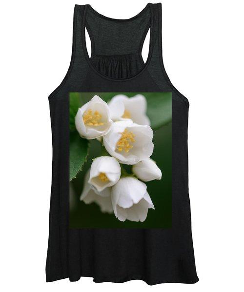 Jasmin Flowers Women's Tank Top