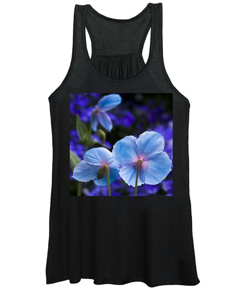 Just As Lovely From Behind Women's Tank Top