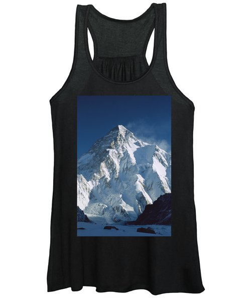 K2 At Dawn Pakistan Women's Tank Top
