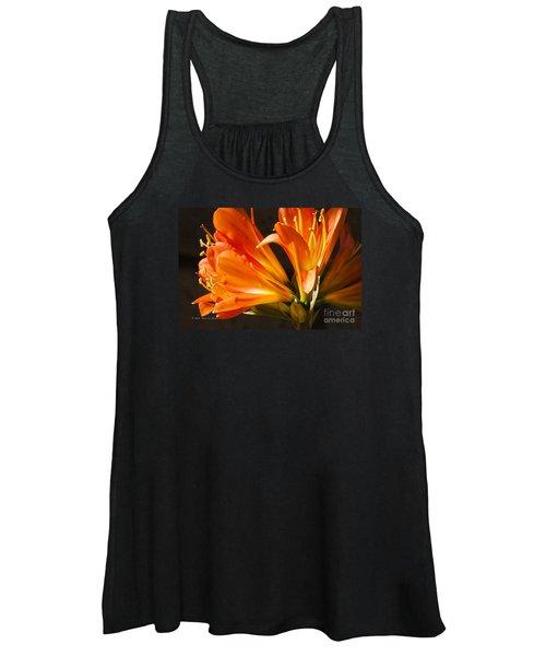 Kaffir Lily Glow Women's Tank Top