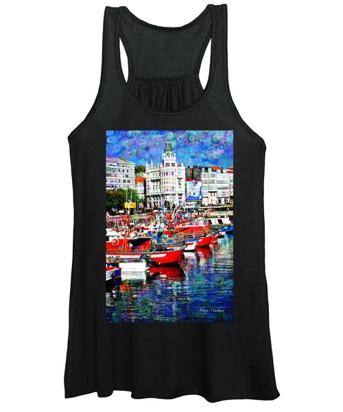 La Coruna Revisited Women's Tank Top