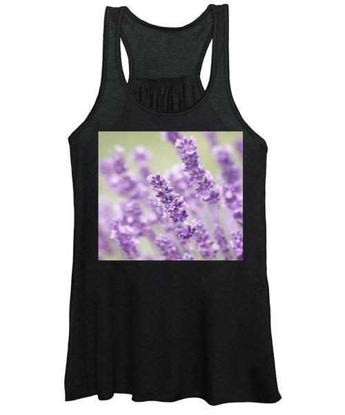 Lavender Dreams Women's Tank Top