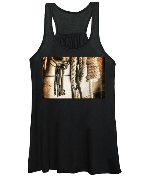Law And Order Women's Tank Top