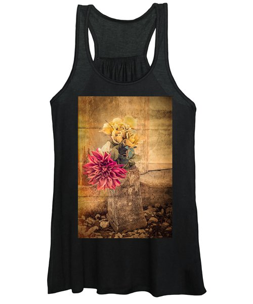 Left For A Loved One Women's Tank Top