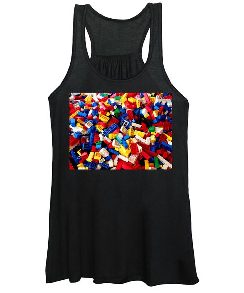 Lego - From 4 To 99 Women's Tank Top