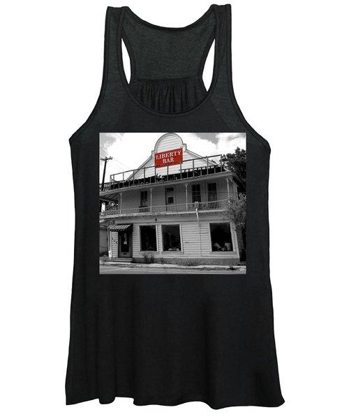 Liberty Bar  Women's Tank Top