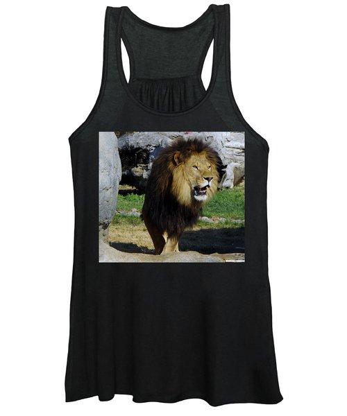 Lion 2 Women's Tank Top