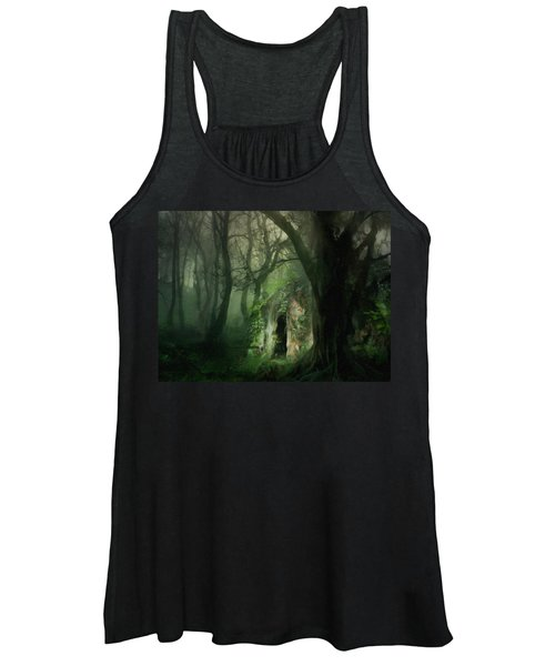 Love Affair With A Forest Women's Tank Top