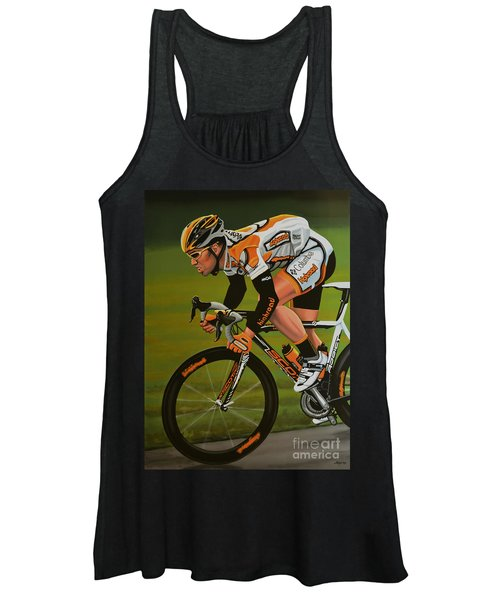 Mark Cavendish Women's Tank Top