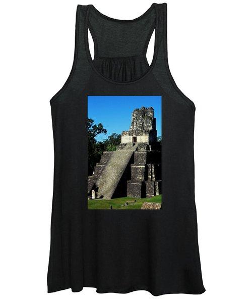 Mayan Ruins - Tikal Guatemala Women's Tank Top