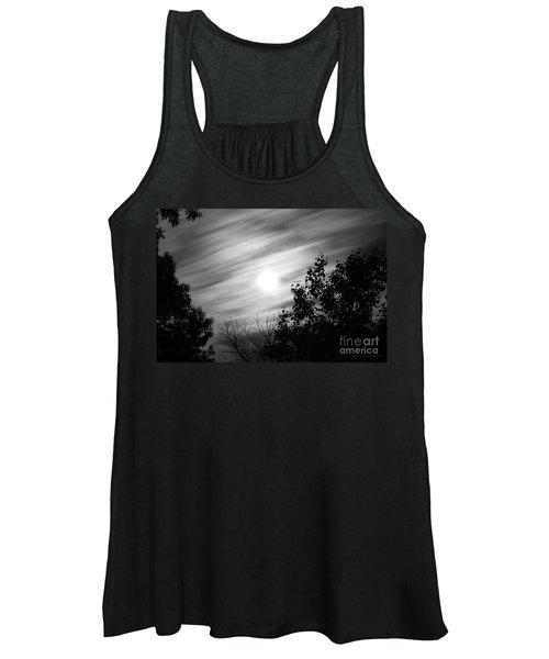 Moonlit Clouds Women's Tank Top