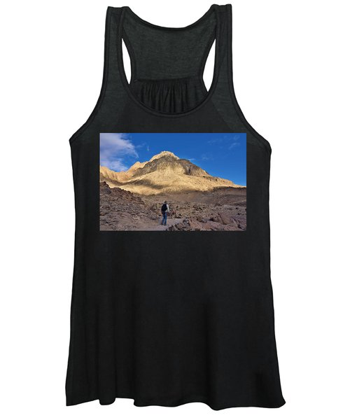 Mount Sinai Women's Tank Top