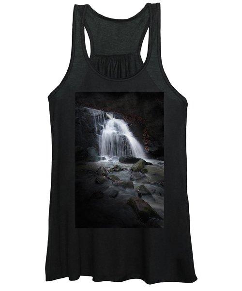 Mysterious Waterfall Women's Tank Top