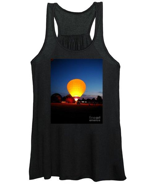 Night's Sunshine Women's Tank Top